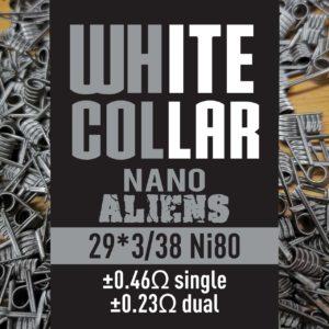 White Collar Nano Aliens